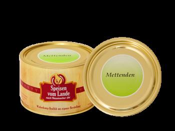 3 Mettenden(Kohlwurst),   400 g