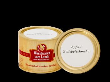 Apfel-Zwiebelschmalz, 200 g