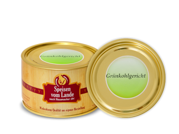Grünkohlgericht, 400 g