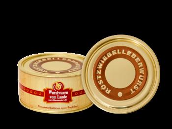 Röstzwiebelleberwurst, 330 g