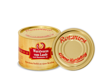 Rotwurst, 200 g