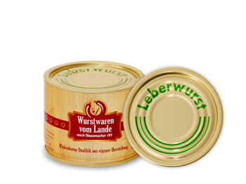 Leberwurst (fein), 200 g