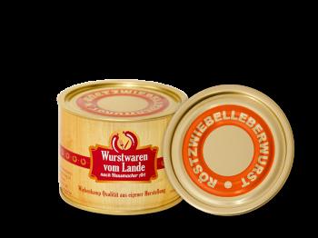Röstzwiebelleberwurst, 200 g