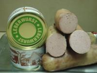Leberwurst (fein), 330 g