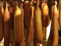 Dauerwurst (fein, im Naturdarm), 550 g